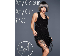 Any Cut, Any Colour for £50!