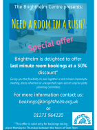 Need a Meeting Room in a Rush? 50% off Special Offer