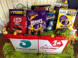Win a box full of chocolatey eggs, just in time for Easter!