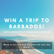 WIN THE TRIP OF A LIFETIME TO BARBADOS WITH ABSOLUTELY FABULOUS