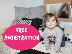 Looking for a nursery? FREE Registration