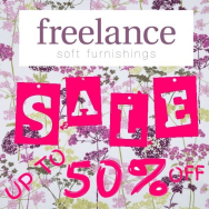The BIG Freelance Fabric SALE