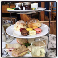 Sparkling Afternoon tea for two JUST £14.95!