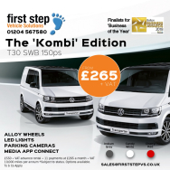 "VW ""The Kombi Edition"" from £265 + VAT per month!"