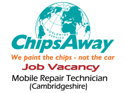 Job Vacancy - Chips Away Mobile Repair Technician