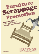 Our popular 'Furniture Scrappage' Service Offer is back