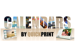 Save 10% on Personalised calendars at Quickprint
