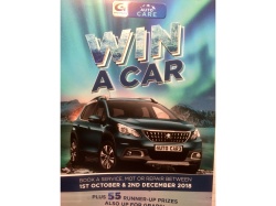 WIN a Peugeot Allure at Roy Hubbard Motors!