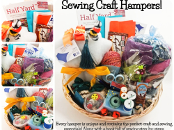 SEWING CRAFT HAMPERS
