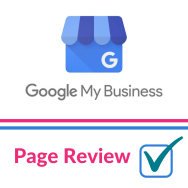 Google My Business - Page Review
