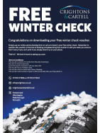 FREE Winter Check!