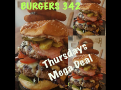 Burger Thursday at Hen House Restaurant