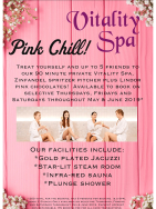 Pink Chill Special!