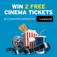 WIN FREE CINEMA TICKETS!