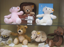Steiff Bears now available at Heaven Sent Cards & Gifts Walsall