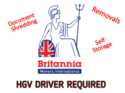 HGV Driver Required - Britannia Harrison and Rowley, St Neots Based
