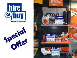 Special Offer - Stihl Leaf Blowers - Hire & Buy St Neots