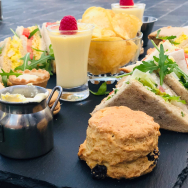 Buy a £24 Gift Card for a Special Afternoon Tea