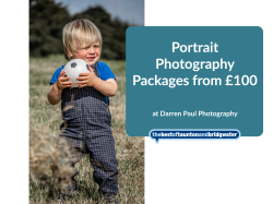 Portrait Photography Packages from £100