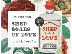 Shed 1 Gin Afternoon G&Tea delivered to your door!