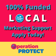 100% Funded Award-Winning Marketing Support