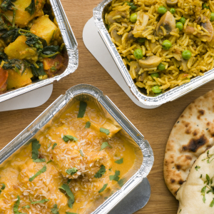 10% OFF Indian Takeaways