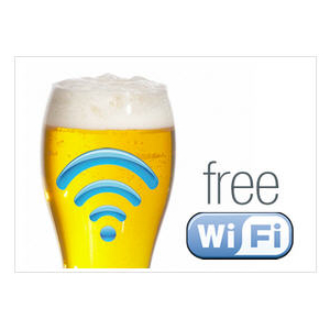 The Overstone Arms. Free Wi-Fi plus 15% off, your business lunch.