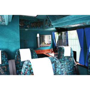 Luxury Mini Bus hire from £50! Travel Dajomer