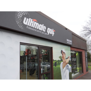 20% off everything in Store to celebrate the Open @ Ultimate Golf Walsall