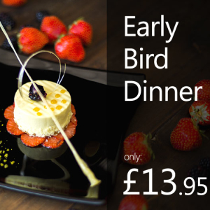 EARLY BIRD DINNER AT LA GRANDE MARE