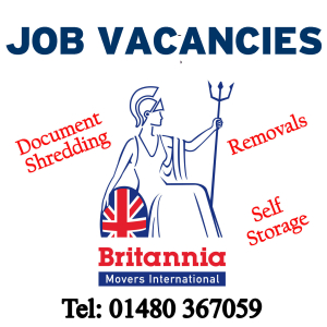 ** JOB VACANCY ** 7.5 Tonne drivers required. - Harrison & Rowley St Neots