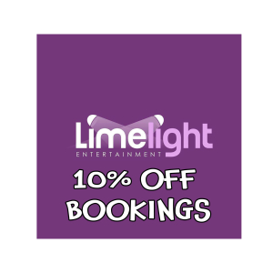 10% OFF ANY CHILDREN S ENTERTAINMENT PACKAGE