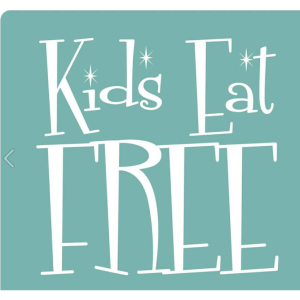 Kids eat Free all day Sunday at Olive.