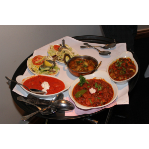 Save 15% Off Your Indian Take Away
