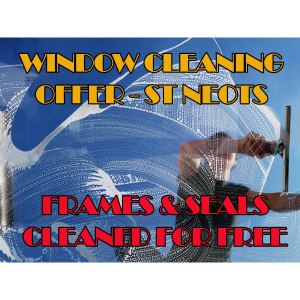 Summer Window Cleaning Offer - St Neots