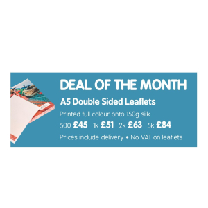Deal of the Month - Personalised Nation