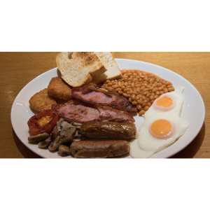 TWO Enigma Breakfasts for Just £8.95!