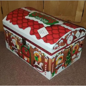 Christmas Chests from Cooper's Crafty Corner from just £10!