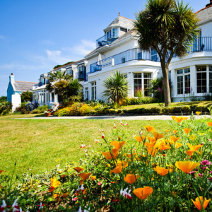 INDIAN SUMMER BREAKS AT THE WHITE HOUSE HOTEL ON HERM THIS SEPTEMBER FROM £235