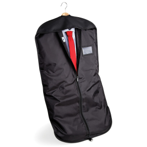 FREE personalised embroidered suit carrier