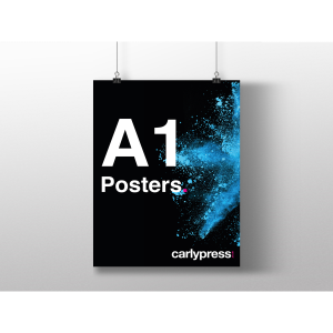 Waterproof A1 Posters from just £10