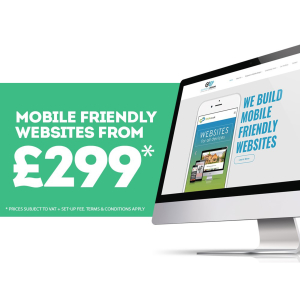 Websites from £299