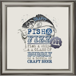 Wednesday Fish & Fizz at The Wheatsheaf.