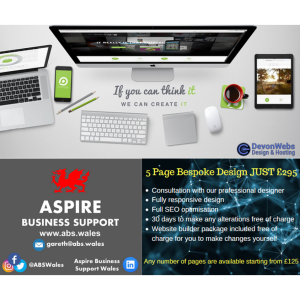 Website Design - Fully Responsive & SEO Optimised