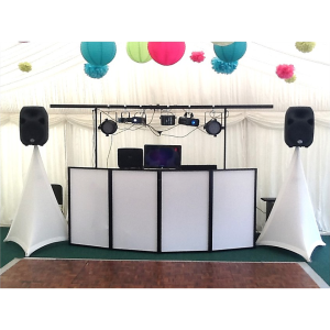 25% OFF YOUR WEDDING DISCO (Silver Package) when booked for 2019