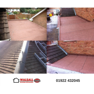 ISSUES WITH YOUR ROOF? SPEAK TO WALSALL ROOFING SPECIALISTS