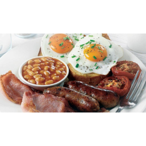 Full English Breakfast included in the room price!