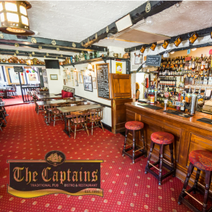 20% OFF ACCOMMODATION AT THE CAPTAIN'S GUERNSEY
