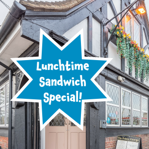 Lunchtime Sandwich Special!