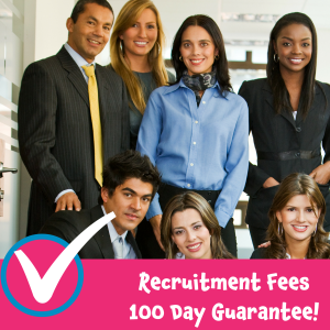 Looking for the perfect person to join your team? 100 Day Guarantee!